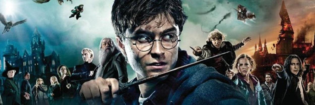 Rørig Harry Potter Temafest | Køb Harry Potter kostume her!! VK-02