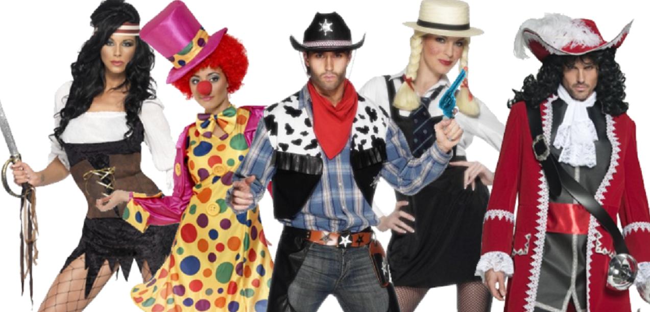 faca1780813 Kostumer og udklædning børn og voksne | Køb kostumer her!