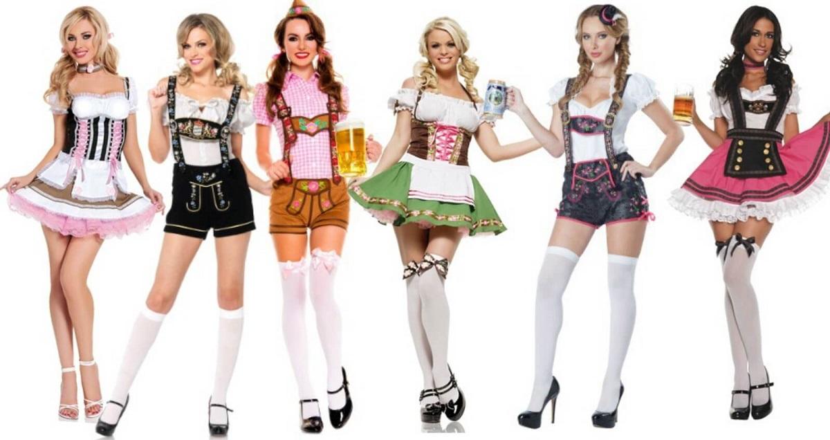 7bfa73c44d6 Tyroler kjole   Køb Oktoberfest kjole eller Drindlkjoler her