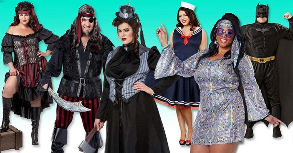 94c3b7f4 Har du brug for et kostume i en stor størrelse? Vi har samlet alle vores  kostumer, som fås i de helt store størrelser her i denne kategori.