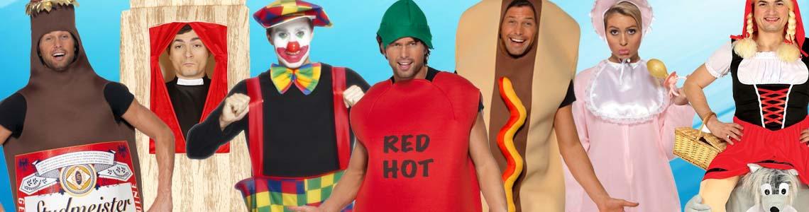 664eb5219ec Sjove kostumer | køb sjove kostumer voksne online her!