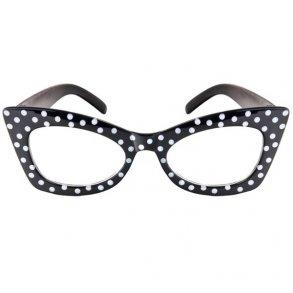 6027441d19a9 Brille med øjne på fjedre til børn - BRILLER - Festbutikken