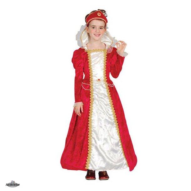 Middelalder prinsessekjole