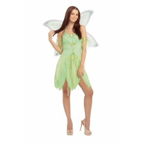 60427bddbc76 Fe kostume til voksne GRØN