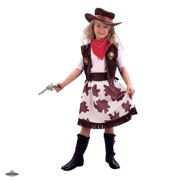 Cowgirl kostume