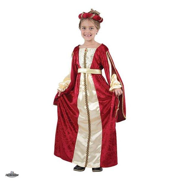 Middelalder prinsesse kjole