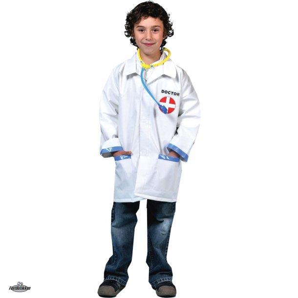 Læge kittel til børn - Doctor
