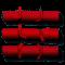 Knallerter 24,5 cm, 4 stk