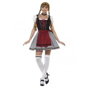 Oktoberfest tøj originalt KJOLER TIL