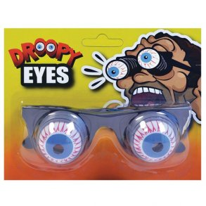 b066505d5edd Brille med spiral øjne
