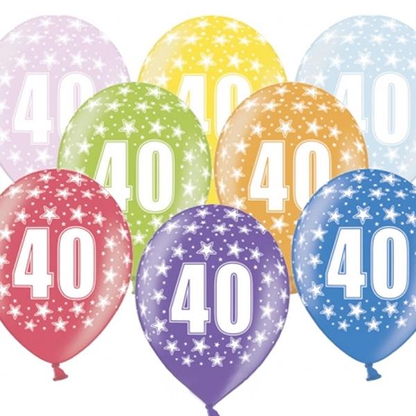 tal på 40 års fest 40 års fødselsesdag | Find Festpynt og balloner til 30års fødselsdag tal på 40 års fest