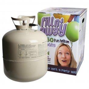 Ballonger & helium