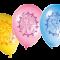 Disney Prinsesser balloner 8 stk.