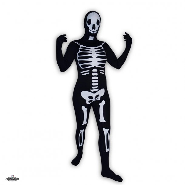 Skinsuit som skelet
